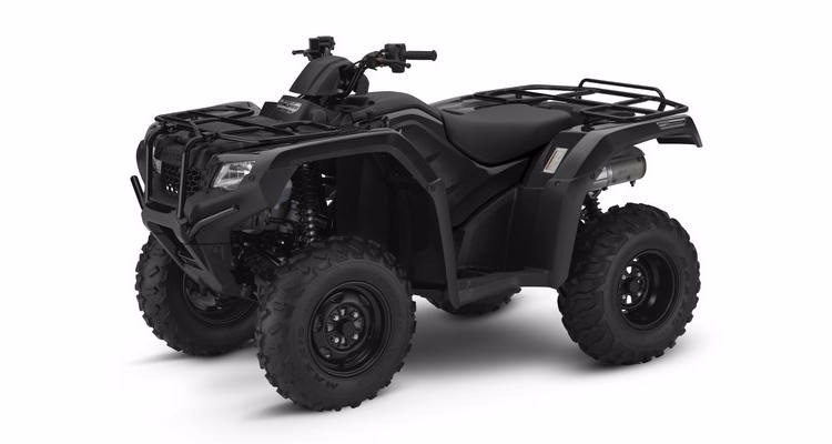 2017 Honda FourTrax Rancher 4x4 Auto DCT IRS EPS