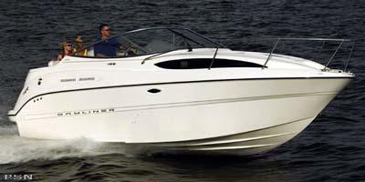 2004 Bayliner 245