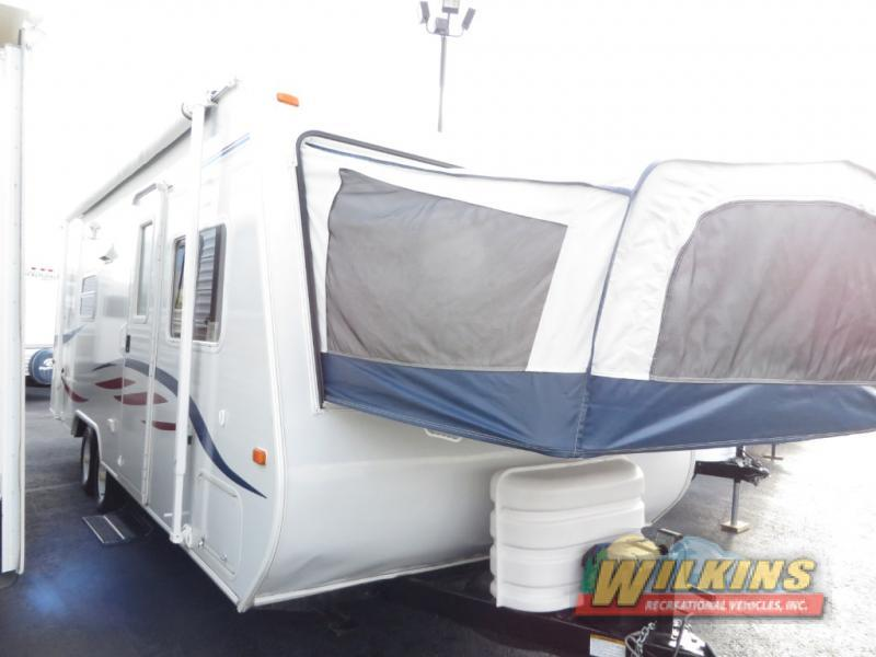 2007 Jayco Jay Feather EXP 23 B