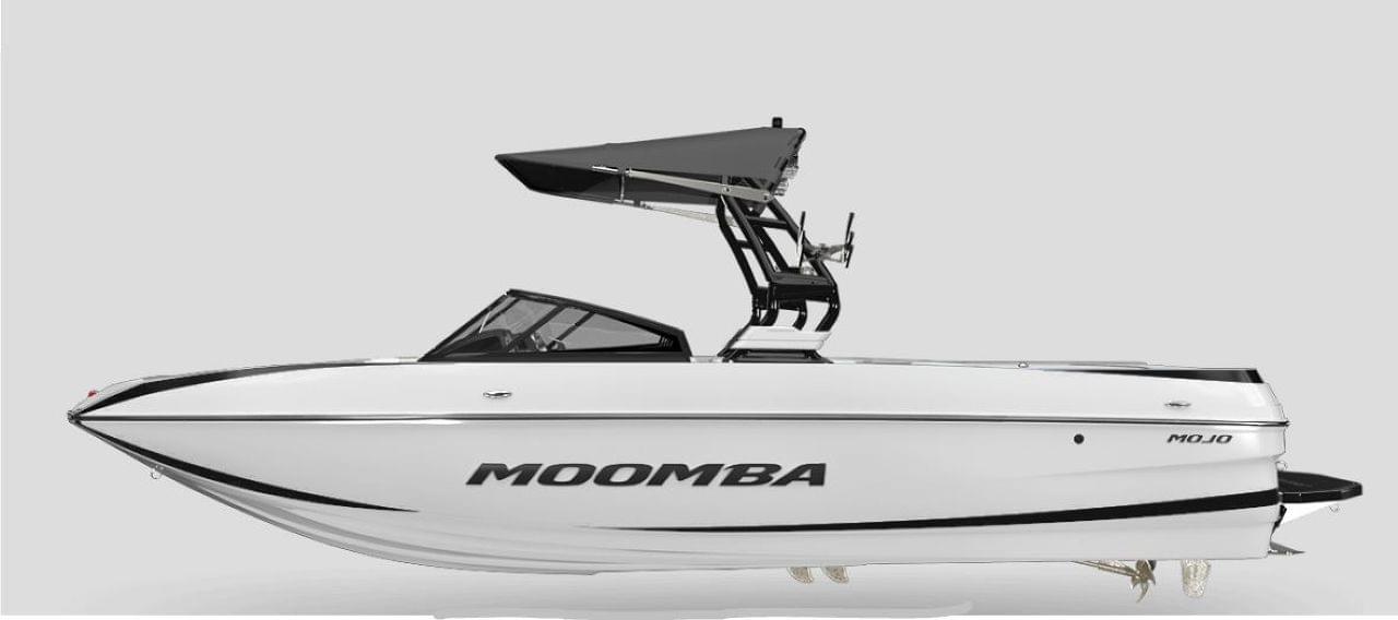 2017 Moomba Mojo