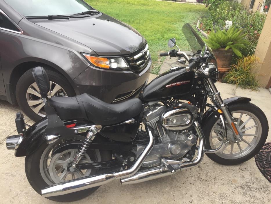 harley davidson sportster motorcycles for sale in orlando florida. Black Bedroom Furniture Sets. Home Design Ideas