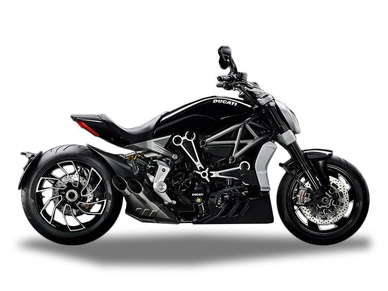 2017 Ducati XDiavel S Thrilling Black