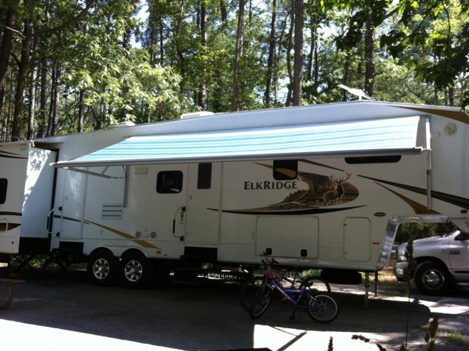 2011 Heartland ELKRIDGE 35QSQB
