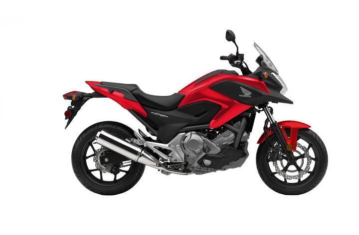2015 Honda NC 700X