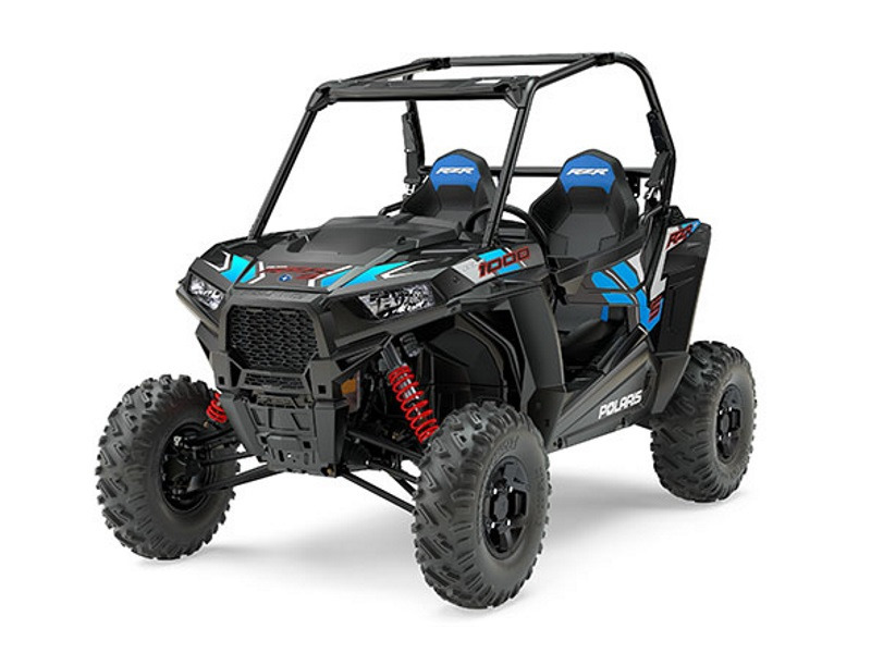 2017 Polaris RZR S 1000 EPS Stealth Black