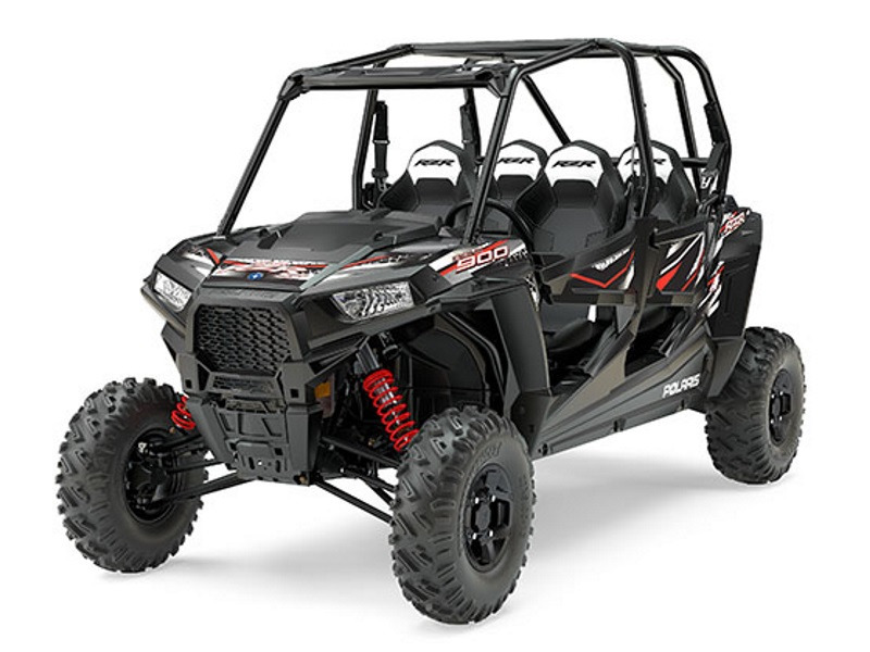 2017 Polaris RZR 4 900 EPS Black Pearl