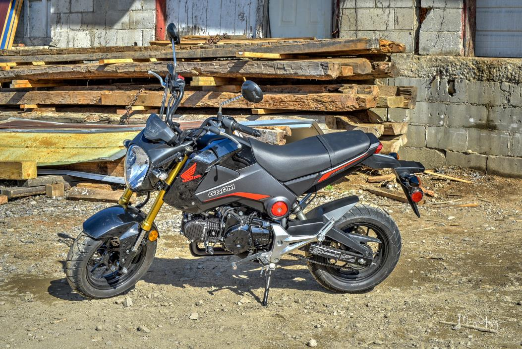honda grom motorcycles for sale in asheville north carolina. Black Bedroom Furniture Sets. Home Design Ideas