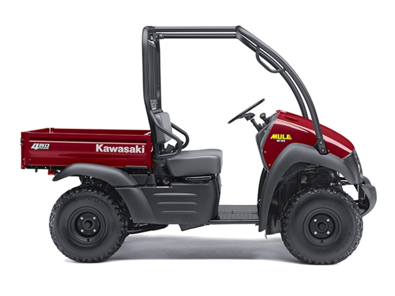 2014 Kawasaki Mule 610 4x4