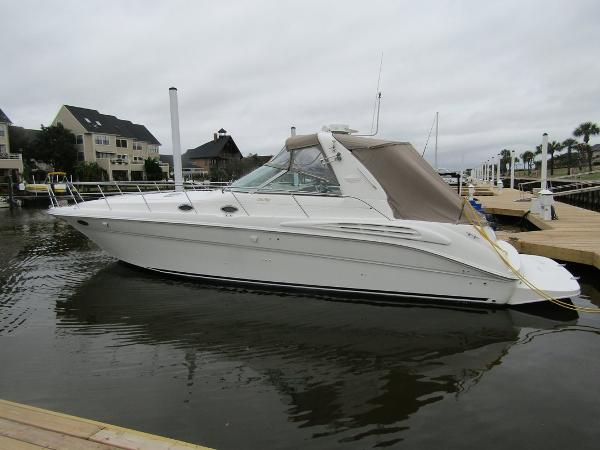 1999 Sea Ray 40 Sundancer