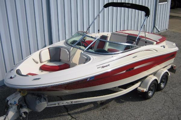 2006 Sea Ray 195 Sport BR