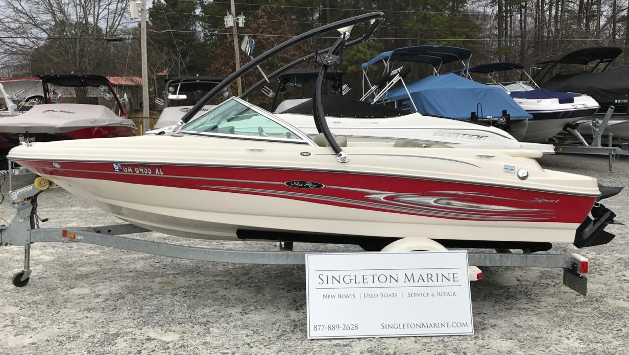 Sea Ray 185 Bow Rider Boats for sale