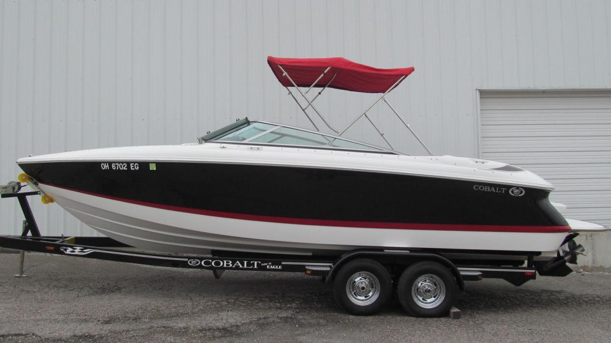 2007 Cobalt 250 BR