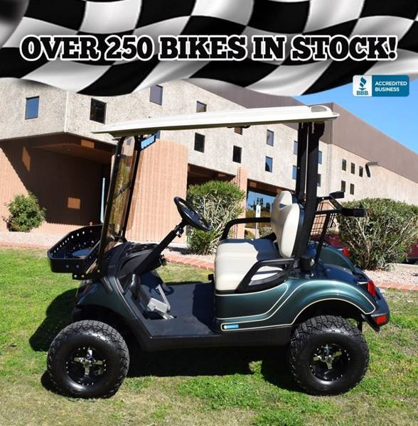 2014 Yamaha Golf Car