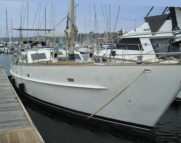 1988 Kanter Custom Atlantic 46