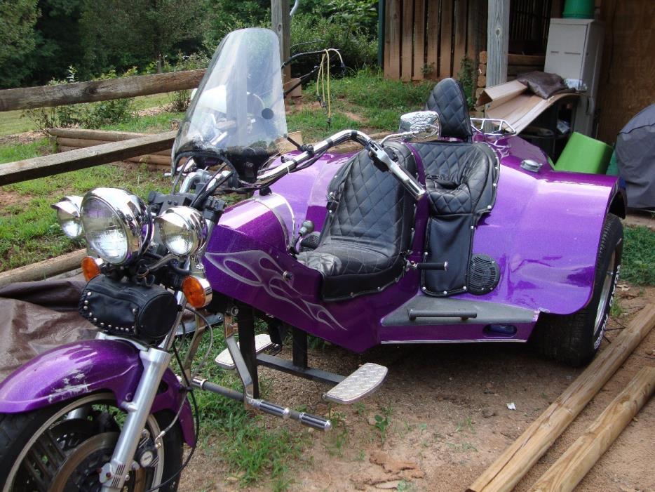 2006 Custom TRIKE