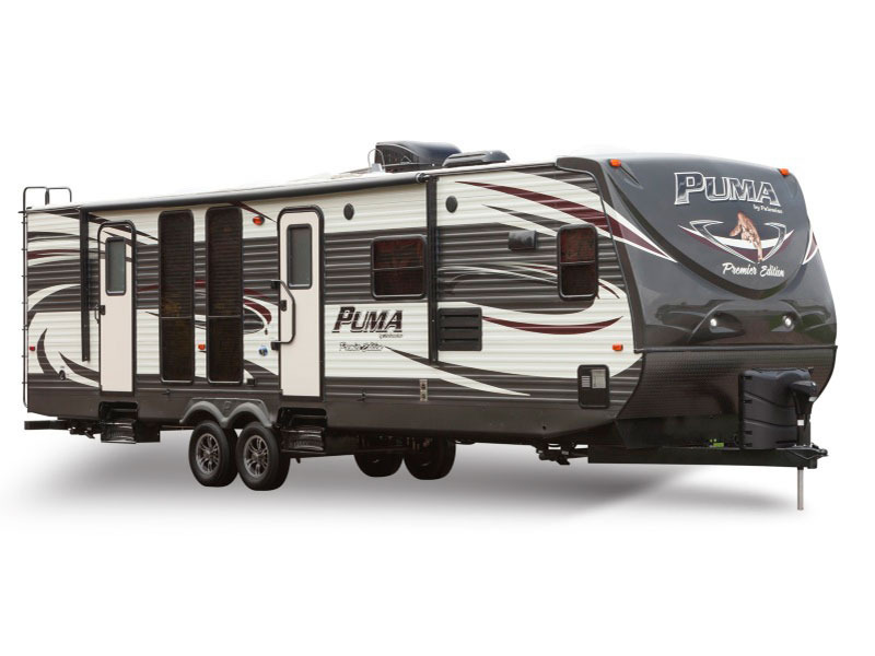 2015 Palomino Puma Travel Trailer 30 RKSS