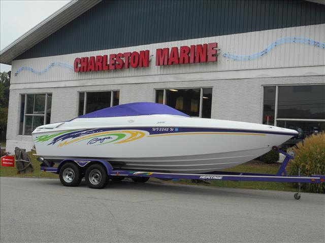 Baja 245 boats for sale for Smith motor cars charleston wv