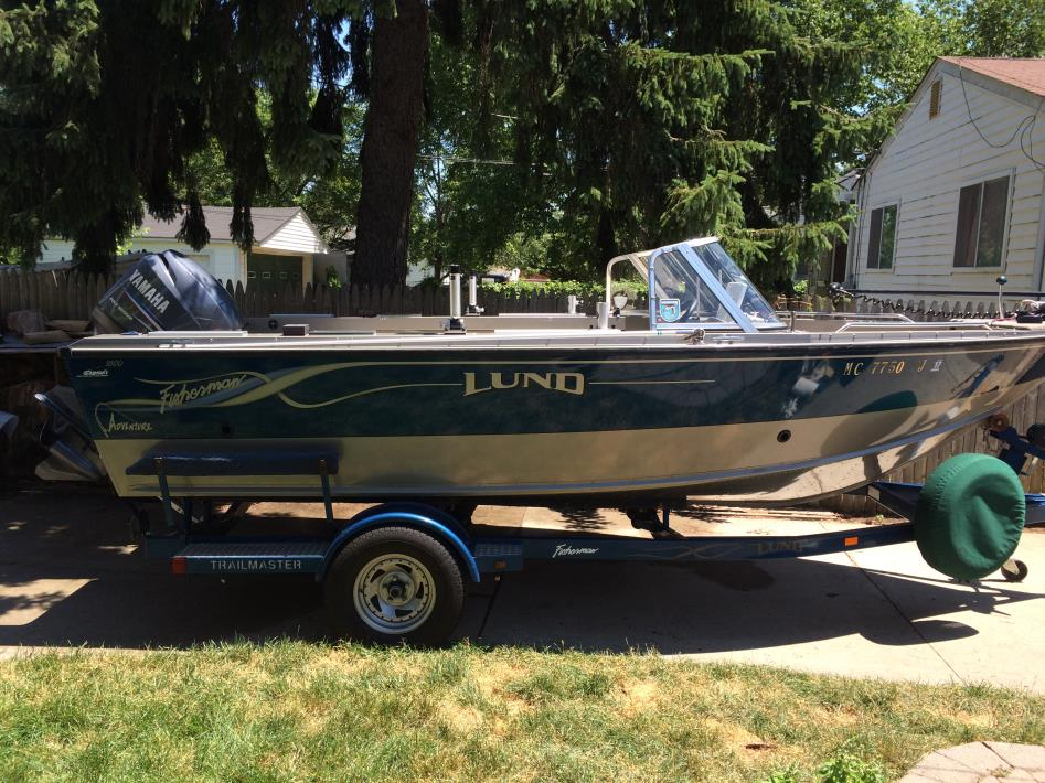 2003 Lund Boats For Sale
