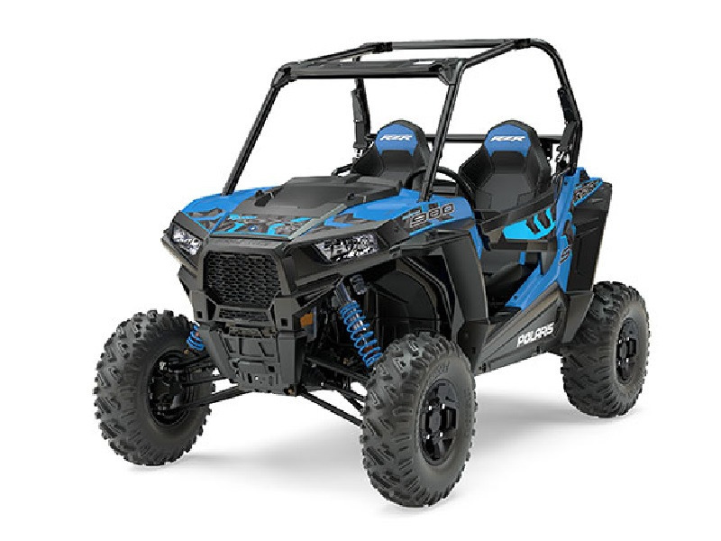2017 Polaris RZR S 900 EPS Velocity Blue