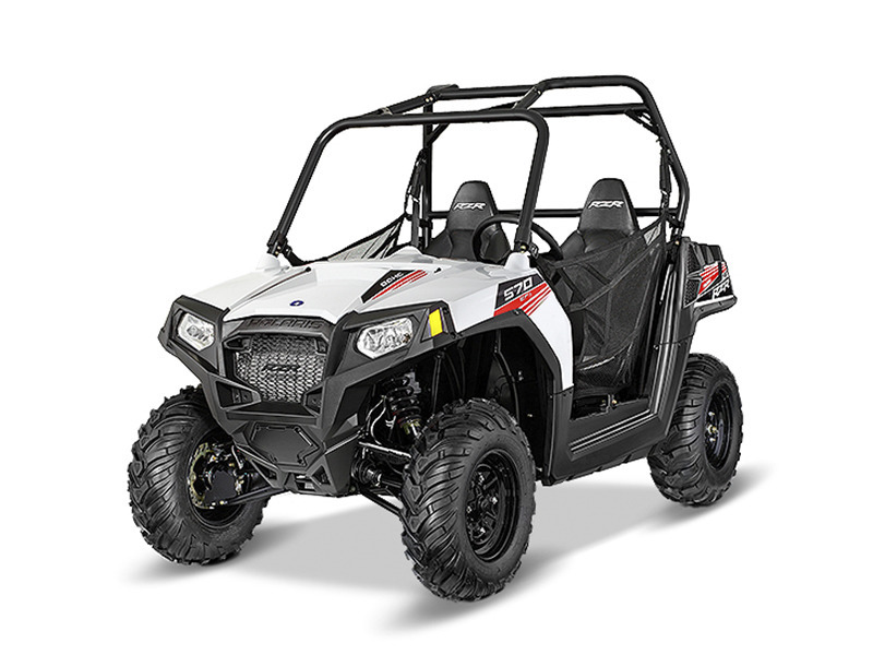 2016 Polaris RZR 570 White Lightning LE