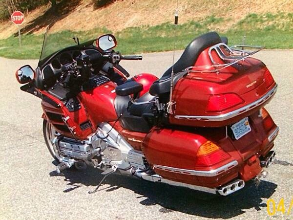 2001 Honda GOLD WING 1800 ABS