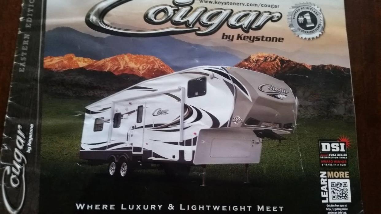 2013 Keystone COUGAR XLITE 27RKS