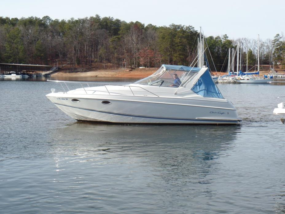 1995 Chris Craft Crowne 30