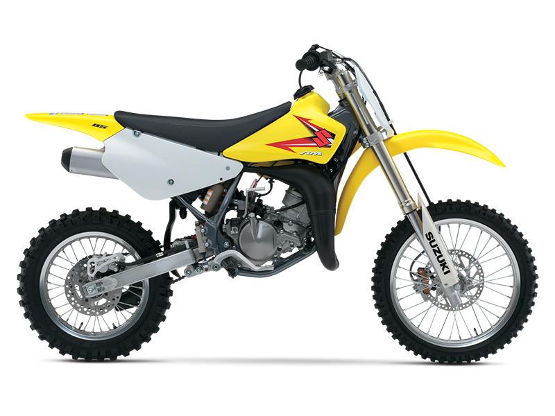 2015 Suzuki RM85