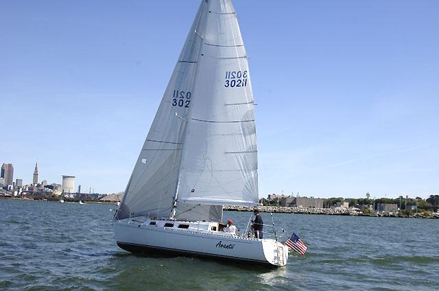 1989 J Boats J/34