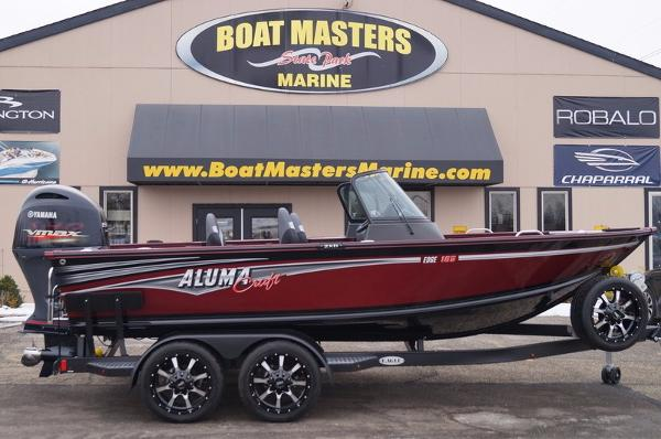 2017 Alumacraft Edge 185