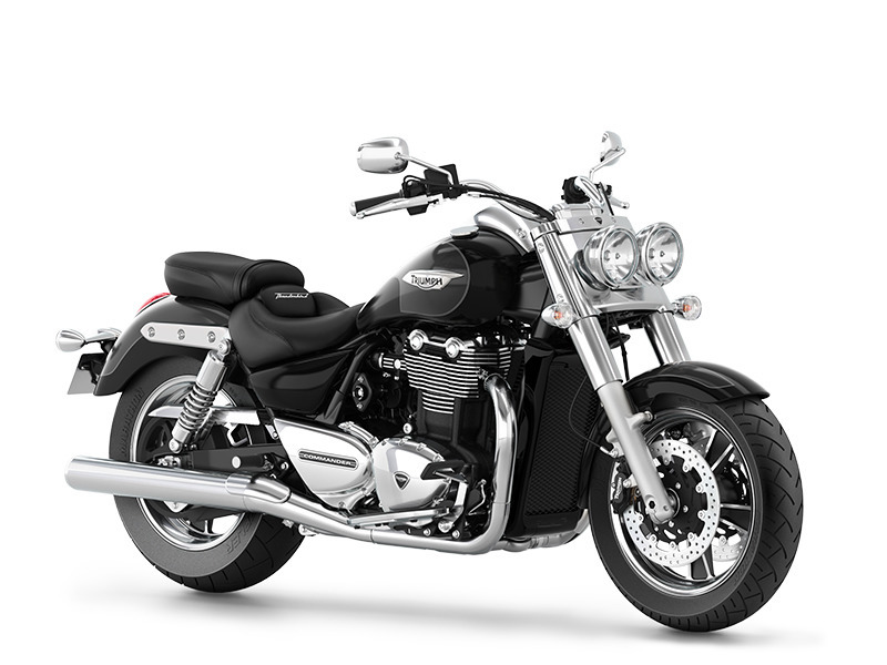 2015 Triumph Thunderbird Commander ABS Two-Tone