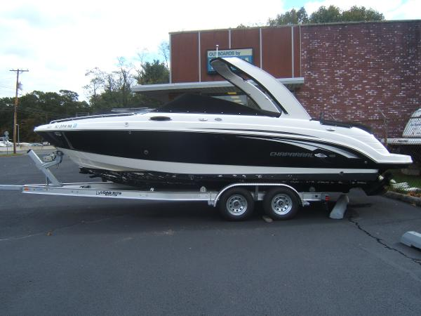 2007 Chaparral 256SSI