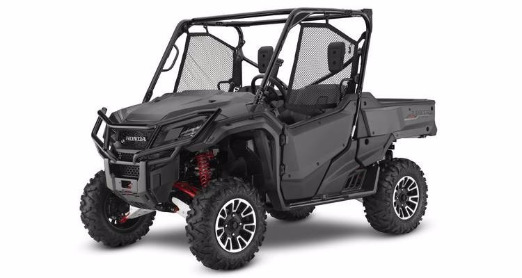 2017 Honda Pioneer 1000 Limited Edition