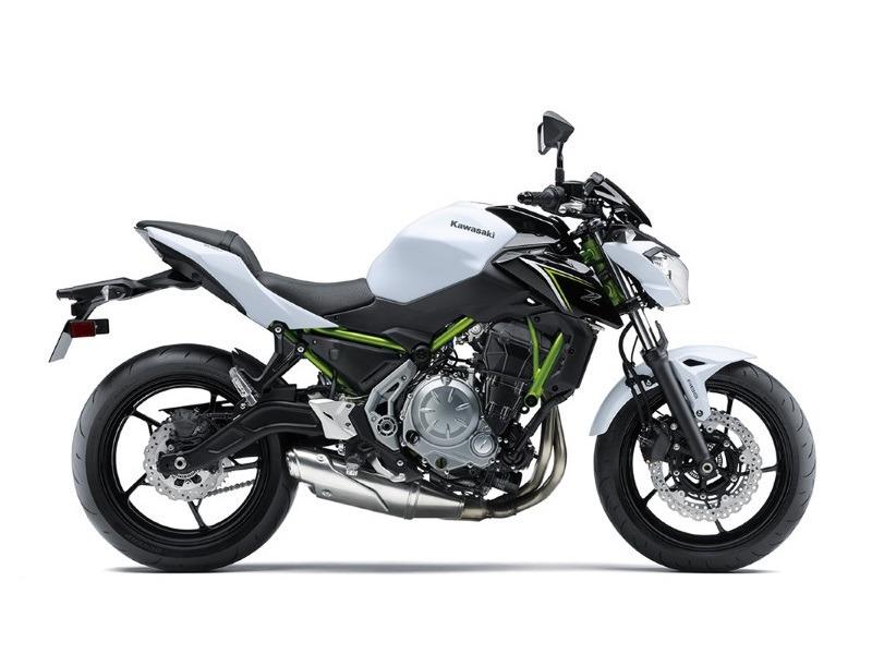 2017 Kawasaki Z650 ABS