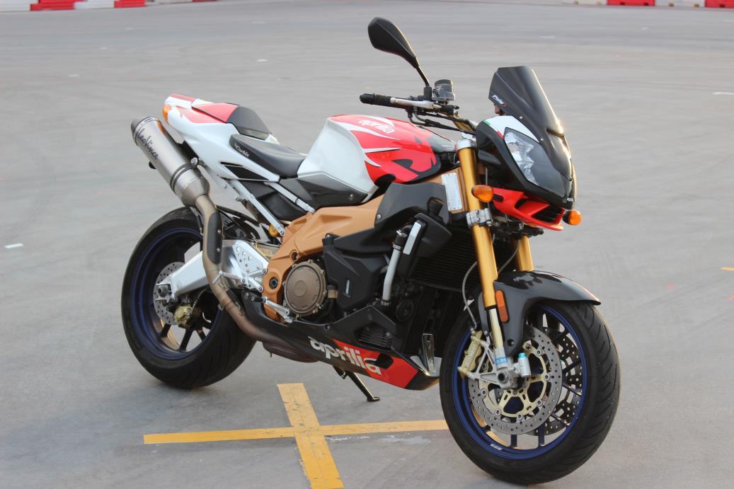 2008 Aprilia TUONO 1000 R FACTORY