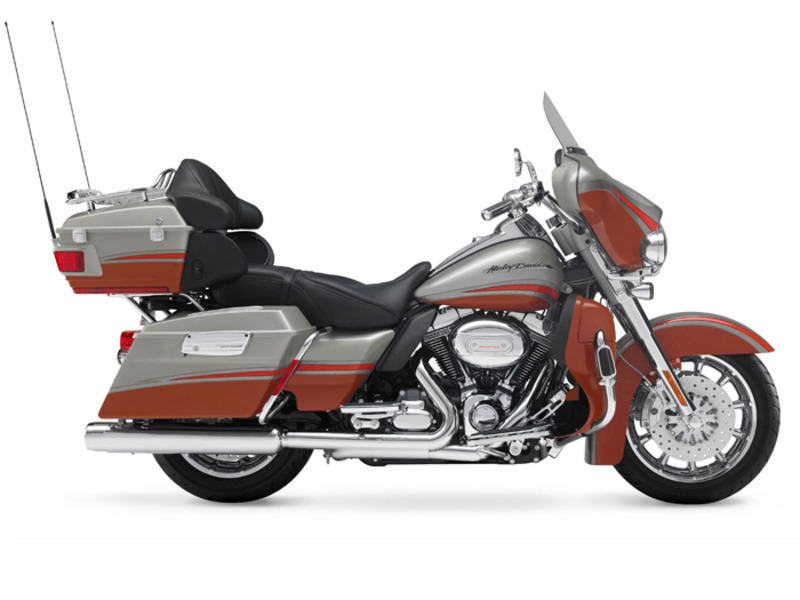 2009 Harley-Davidson FLHTCUSE - CVO Ultra Classic Electra Glide