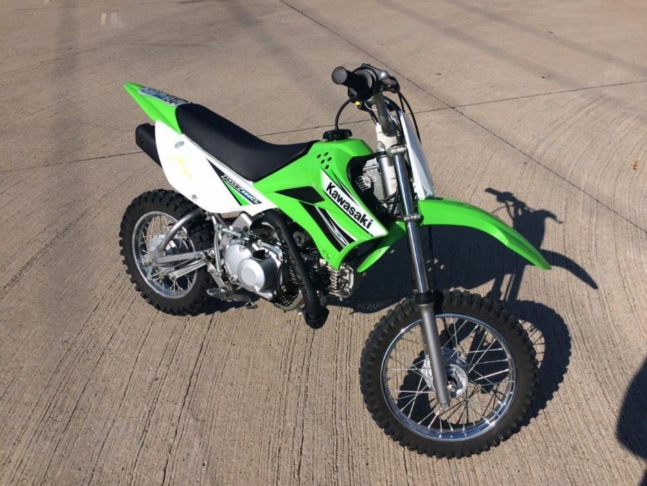 2011 Kawasaki KLX 110L