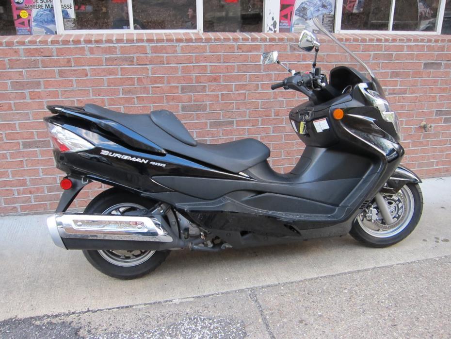 2008 suzuki burgman 400 motorcycles for sale. Black Bedroom Furniture Sets. Home Design Ideas