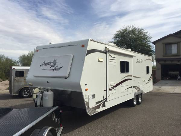 2009 Northwood Mfg ARCTIC FOX 26J