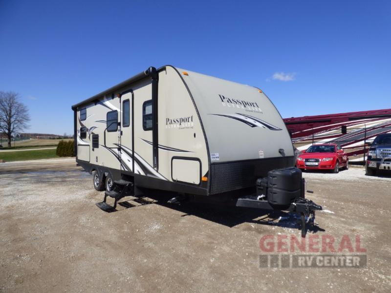 2015 Keystone Rv Passport 2400BH Grand Touring