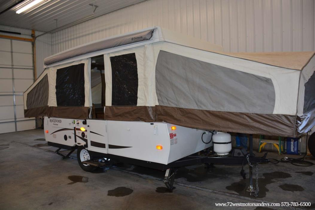 Forest River Rockwood Freedom 2318g Rvs For Sale