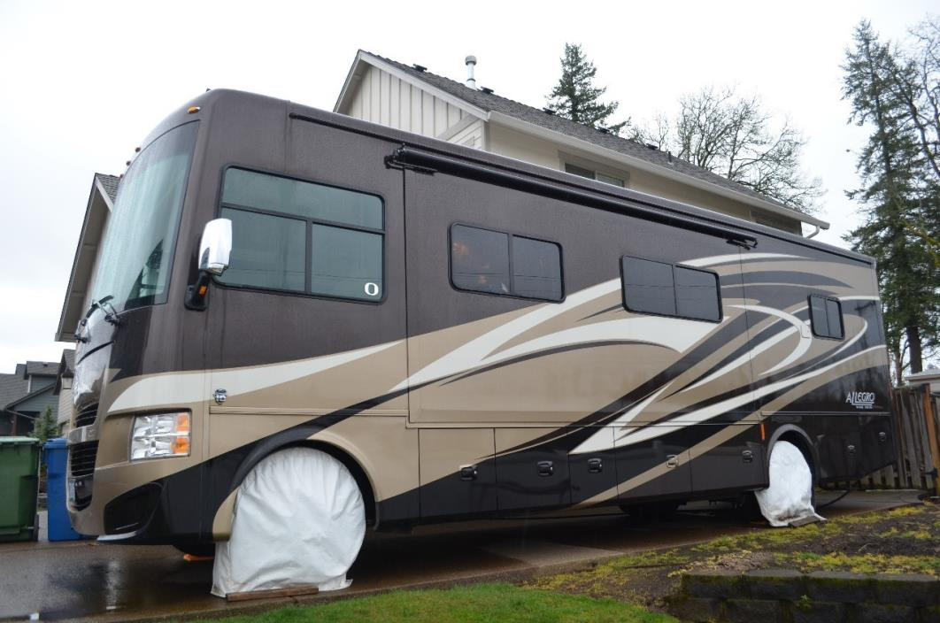 2014 Tiffin Motorhomes ALLEGRO OPEN ROAD 31SA