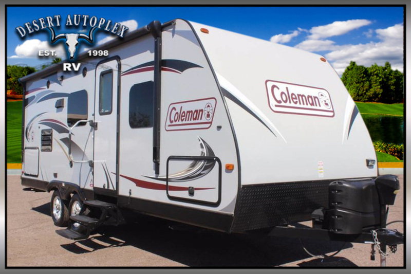 2014 Coleman Rv Explorer CTU194QB