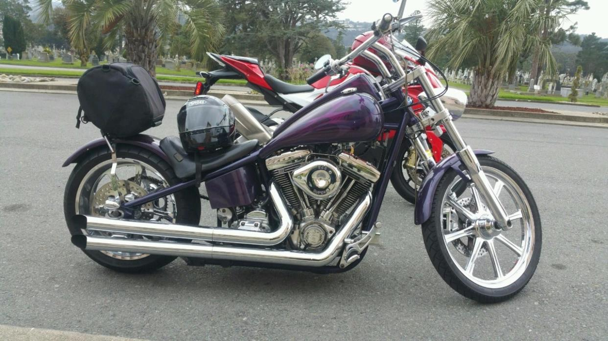 1999 California Motorcycle Co CUSTOM