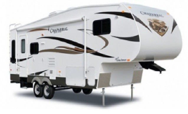 2013 Coachmen Chaparral Open Trail 26RLS
