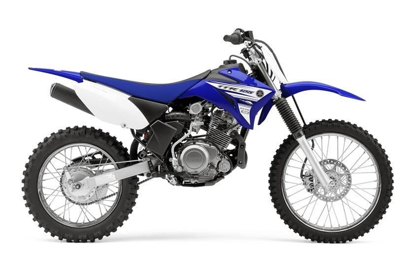 2016 Yamaha TT-R 125LE