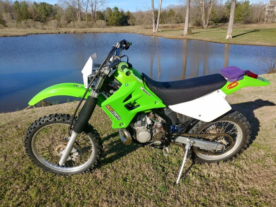 1997 Kawasaki KDX 220