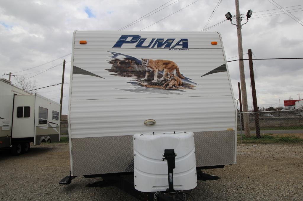 2009 Palomino Puma 26RLSS