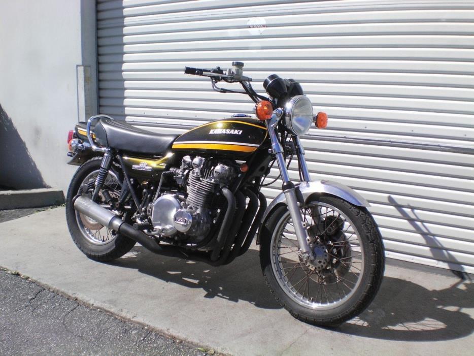 1977 Kawasaki KZ 1000