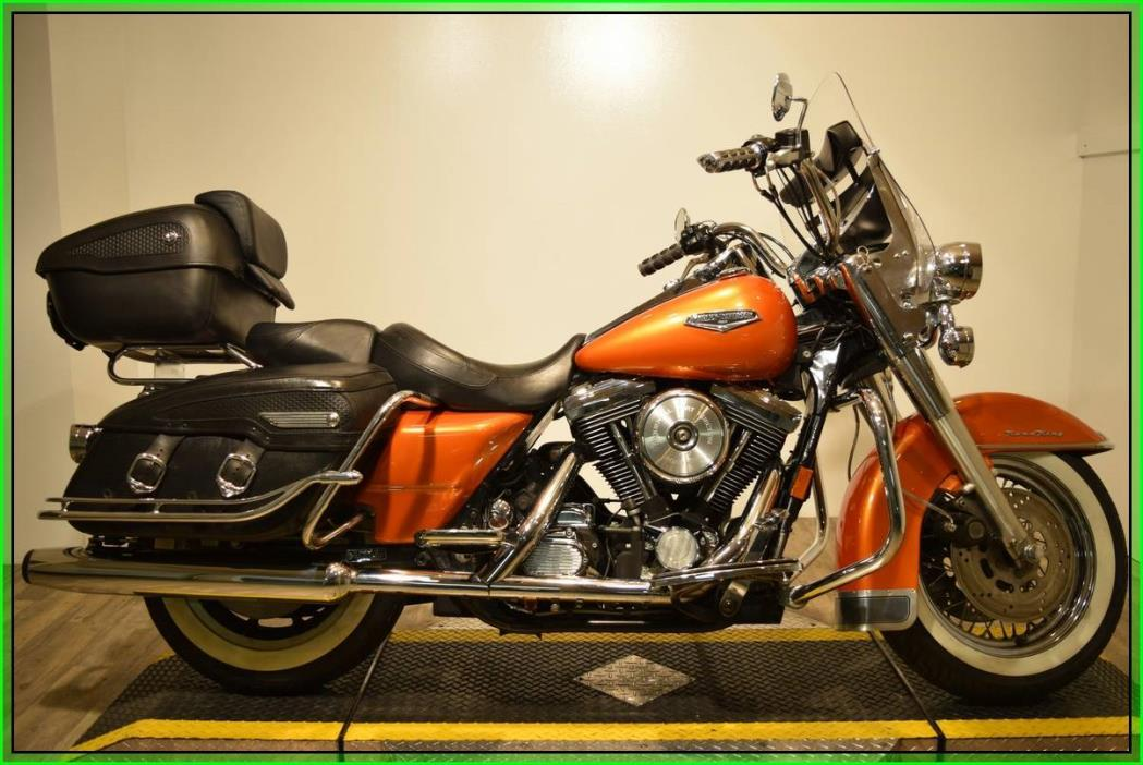 harley road king motorcycles for sale in wauconda illinois. Black Bedroom Furniture Sets. Home Design Ideas